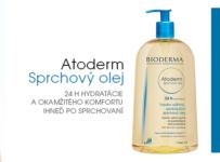 Súťaž s BIODERMOU o produkty na atopickú pokožku