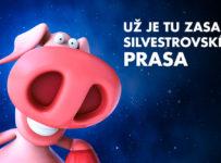 Silvestrovské prasa 2017