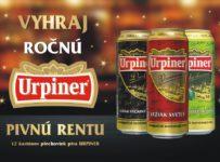 Urpiner – Súťaž o ročnú pivnú rentu
