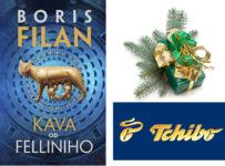 Vianočná súťaž o knihu a poukážku Tchibo