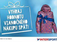 Vyhraj hodnotu svojho vianočného nákupu späť