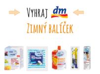 Vyhrajte 3x balíček produktov od dm drogerie markt a buďte v zime fit