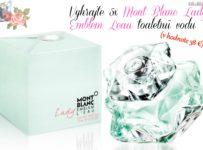 Vyhrajte 5x Mont Blanc Lady Emblem L'eau toaletnú vodu