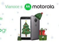 Vyhrajte 5x smartfón Motorola moto g5