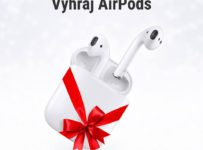 Vyhrajte Apple AirPods