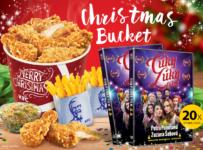 Vyhrajte DVD Cuky Luky Film od KFC