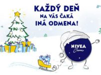 Vianočná súťaž NIVEA – adventný kalendár