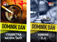 Súťaž o balíček detektívok Dominika Dána