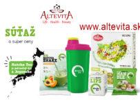 Súťaž o Matcha Tea balíky a pitný režim na 3 mesiace