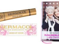Súťaž o knihu Lady Dermacol a krycí Make-up Cover