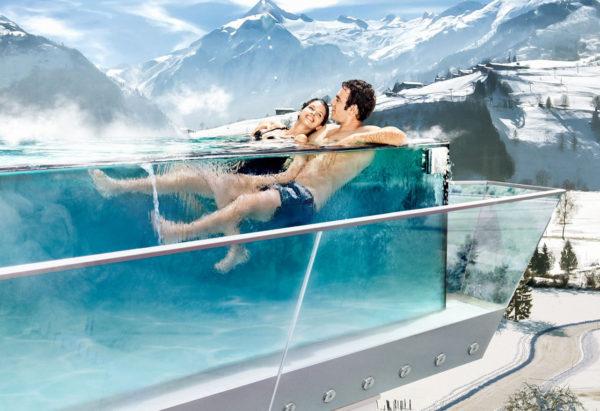 Súťaž o poukaz do luxusného rezortu TAUERN SPA pre dve osoby