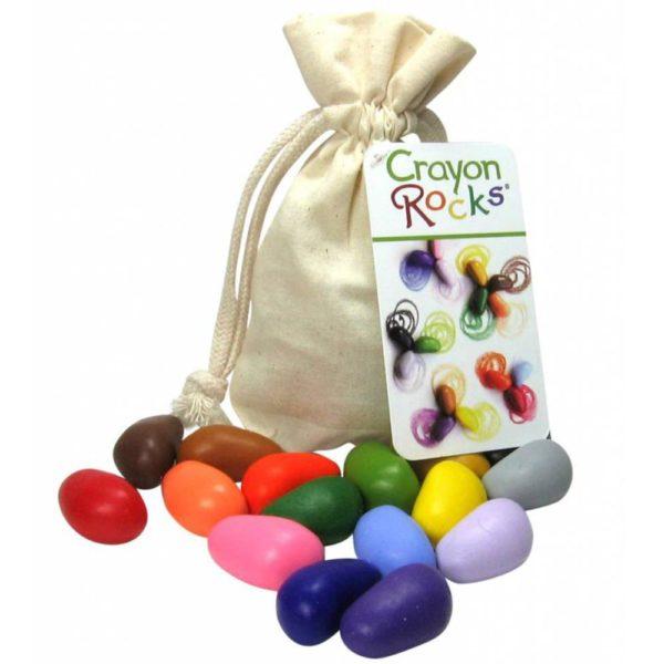 Súťaž o unikátne prírodné voskovky Crayon Rocks