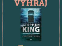 Vyhraj sci-fi knihu Stephen King - Osudová trojka