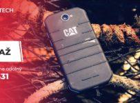 Súťaž o extrémne odolný smartfón CAT S31