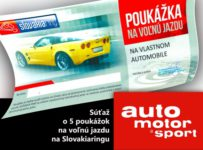 Súťaž o 5 poukážok na voľné jazdy na Slovakiaringu