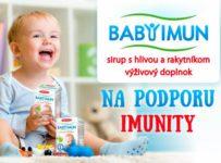 Súťaž o 5x 2 balenia sirupu BABY IMUN od Terezia Company
