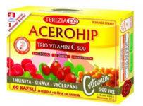 Súťaž o Acerohip Trio Vitamin C 500 mg