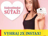 Súťaž o digitálny fotoaparát zn. instax mini 70