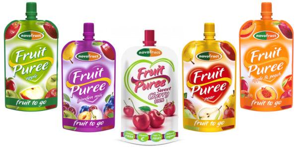Súťažte o 2 balíčky s chutným ovocným pyré