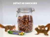 Vyhraj zásobu Snickers Hazelnut