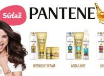 Vyhrajte balíček produktov Pantene stvorený presne pre Vás