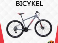 Vyhrajte bicykel Bolinas Ridge 2 v hodnote 500 eur