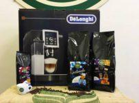 Vyhrajte kávostroj Delonghi a kávu Espresso Blend Costa Rica & India