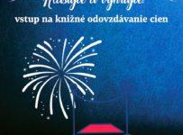 Vyhrajte vstup pre 2 osoby na knižné podujatie roka Panta Rhei Awards