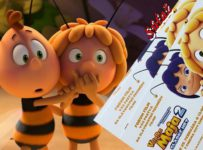 Vyhrajte vstupenky na slávnostnú premiéru Včielka Maja 2 - Sladké hry
