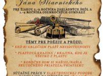 Literárne Košice Jána Štiavnického
