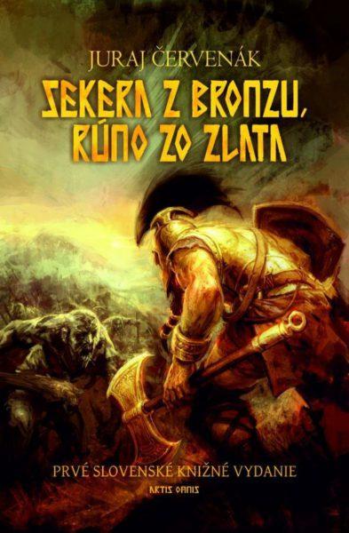 Marcová súťaž o knihu Sekera z bronzu, rúno zo zlata