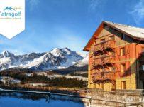 Rádio Jemné rozdáva víkendové pobyty do Tatragolf mountain resort