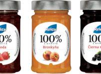 Súťaž o balíčky s chutnými džemami Relax 100 %