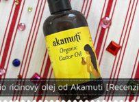 Súťaž o bio ricínový olej Akamuti