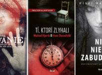 Súťaž o dva balíčky s detektívkami z vydavateľstva Ikar