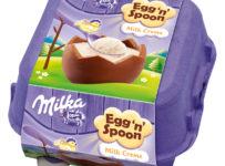 Súťaž o veľkonočné balíčky s cukrovinkami Milka
