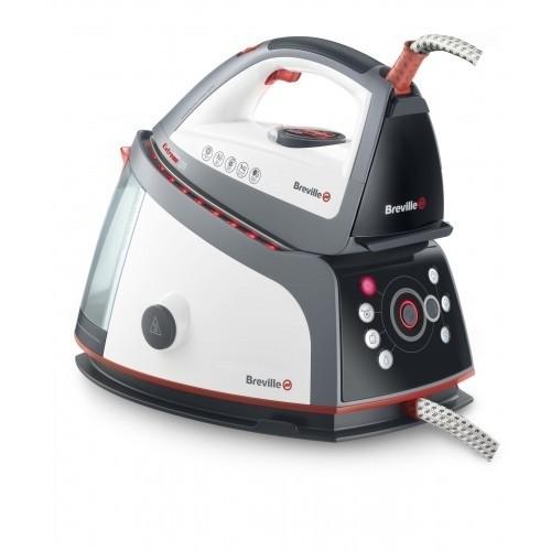Súťaž o parný generátor Breville VIN 170 X v hodnote 236 €