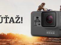 Užite si leto s akčnou kamerou GoPro Hero 6!