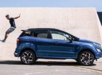 Vyhraj kompaktné SUV Ford EcoSport na týždeň s plnou nádržou