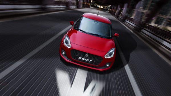 Vyhraj nový Suzuki Swift na týždeň s plnou nádržou
