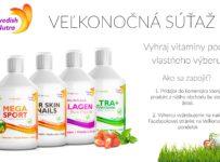 Vyhraj vitamíny podľa vlasného výberu