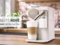 Vyhrajte nové Nespresso Lattissima One