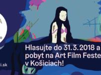 Vyhrajte pobyt pre 2 osoby na Art Film Feste v Košiciach