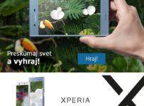 Vyhrajte smartfón Xperia XZ1 alebo Xperia XZ1 Compact