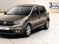 Dni Dacia Open - Vyhrajte Dacia Sandero