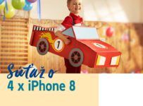 Hrajte o 4x iPhone 8 od Allianz - Slovenská poisťovňa