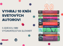 MM edícia – vyhraj 10 kníh svetových autorov