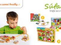 Rozumné hračky.sk - súťaž o detskú prevliekačku