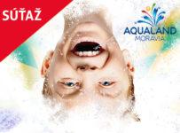 Súťaž o 2 rodinné vstupenky do Aqualandu Moravia