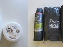 Súťaž o dva kozmetické balíčky Dove